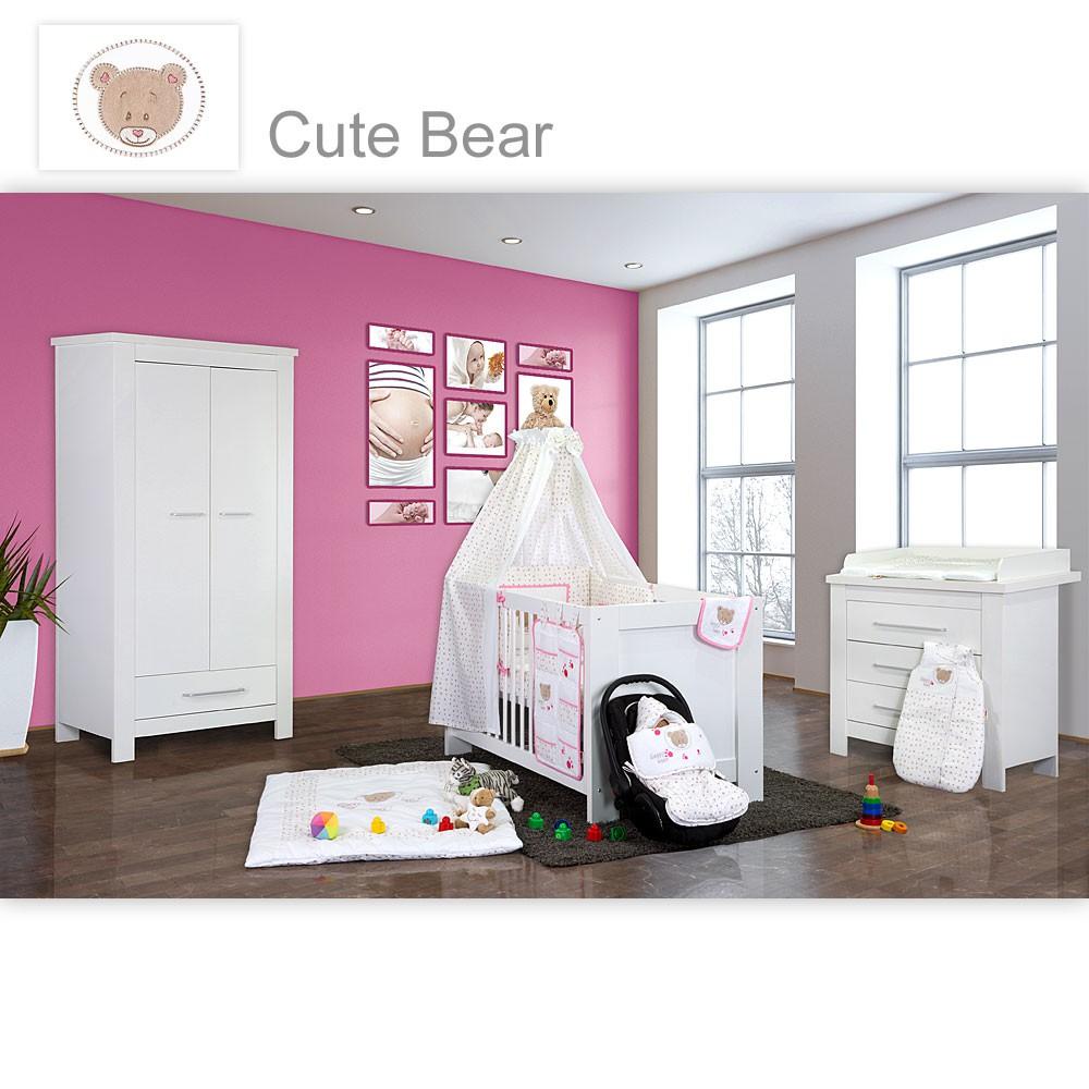 babyzimmer pink grau - Babyzimmer Beige Rosa