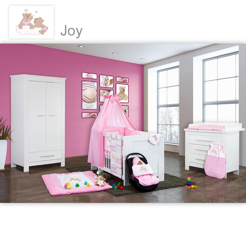 Babyzimmer Pink Grau - Wohndesign