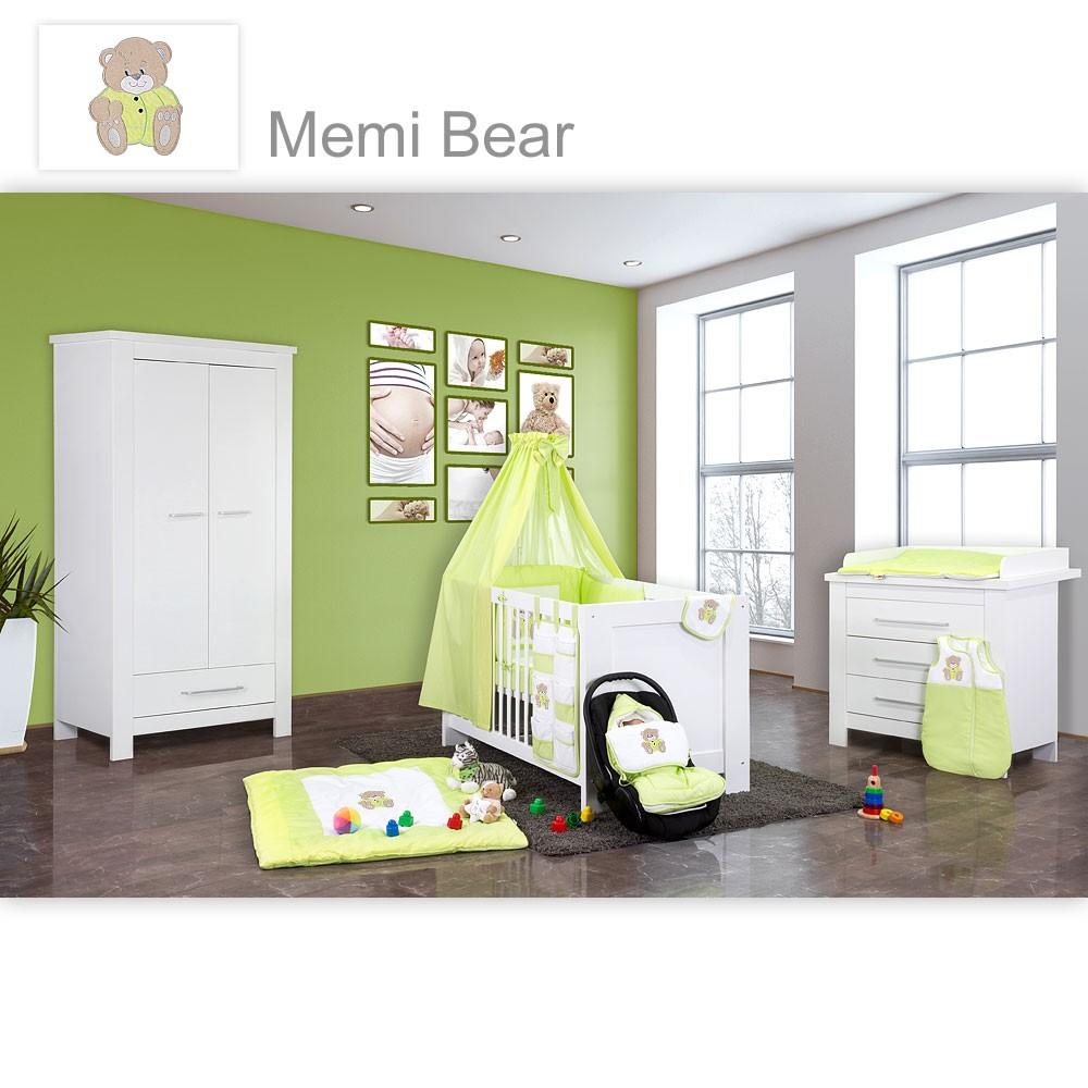 Babyzimmer 19tlg kinderzimmer m bel textilien ebay for Babyzimmer kinderzimmer