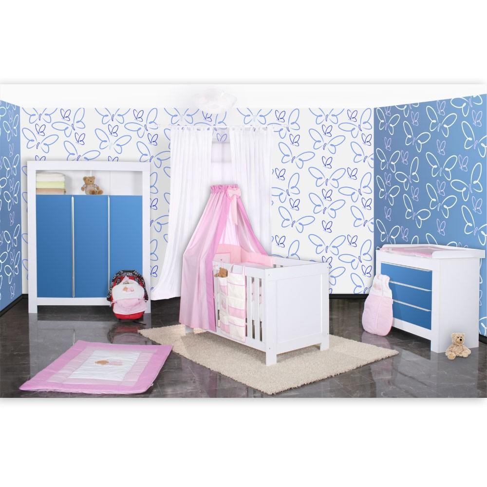 Wandfarbe grun babyzimmer