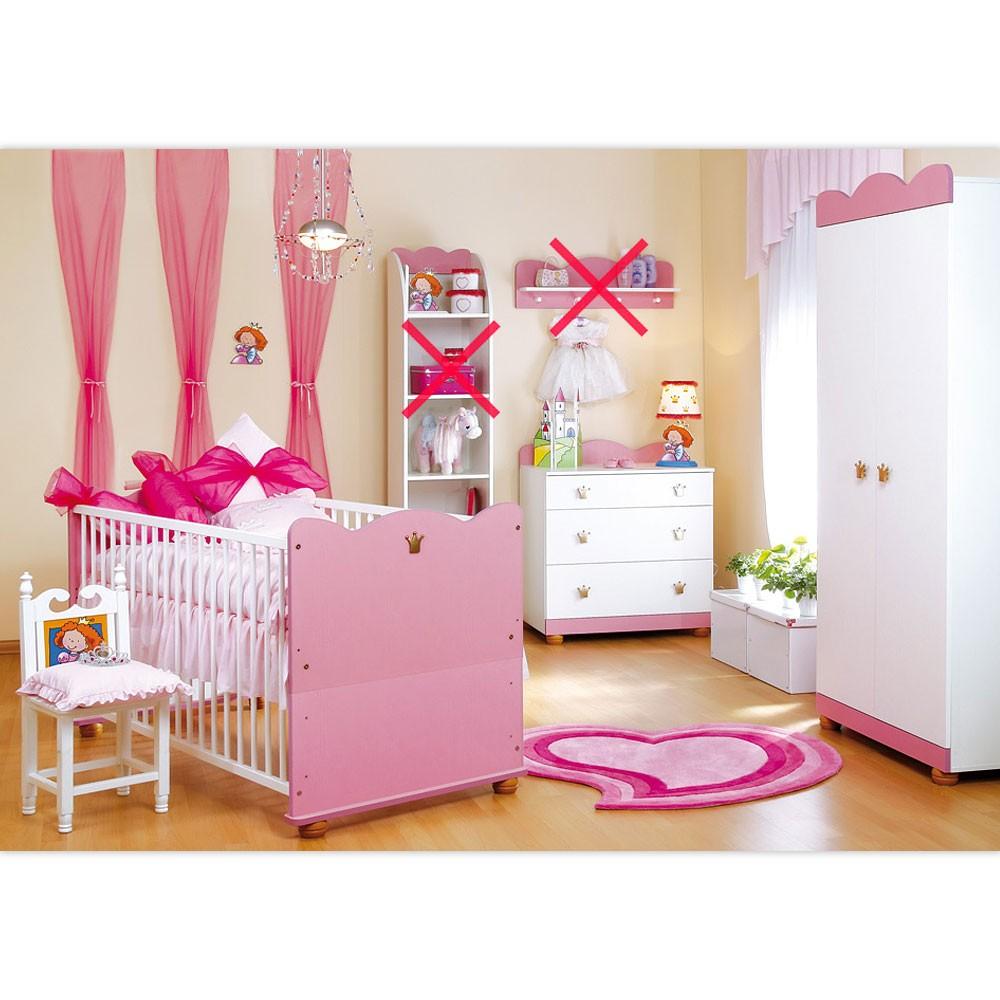 babyzimmer einzeln oder als set kleine prinzessin oder On prinzessin babyzimmer