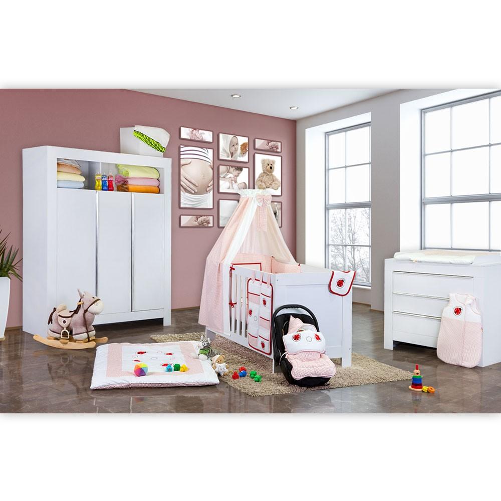 bettset schlafsack fu sack krabbeldecke l tzchen bett. Black Bedroom Furniture Sets. Home Design Ideas